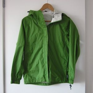 MEC Mountain Equipment CO-OP - Green Rain Jacket